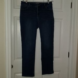 Chico's brand so slimming size 2 stretch jeans